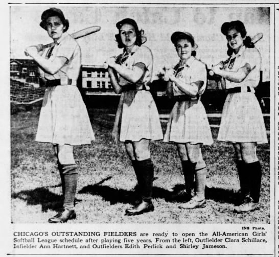 All-American Girls Softball League