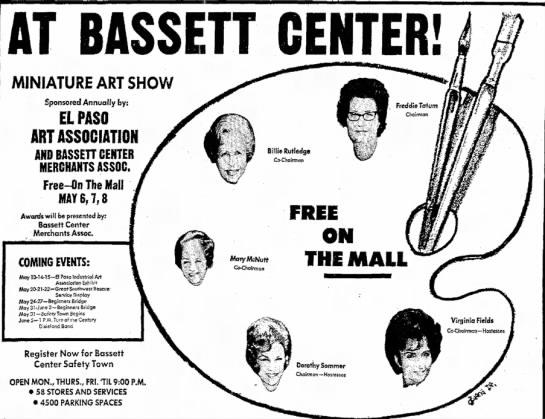 1971-05-05 Bassett Ctr Show