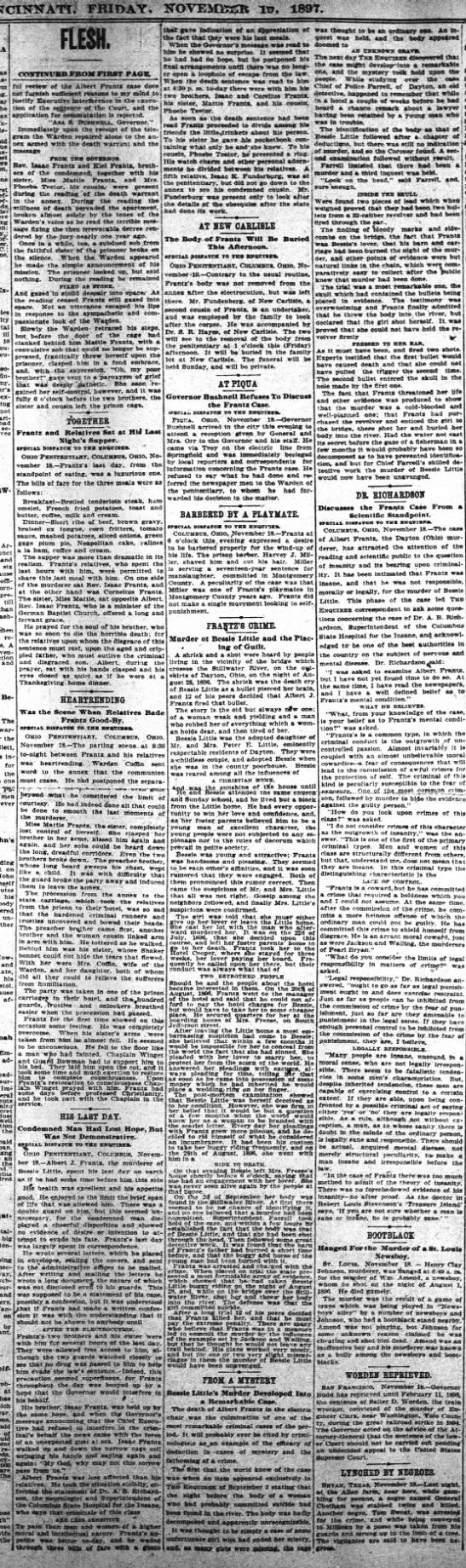 19 Nov. 1897, Cincinnati Enquirer, Part 2 (p.2)