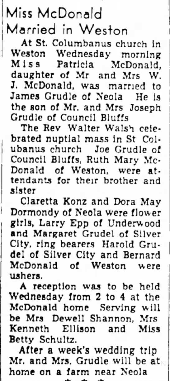 Council Bluffs (Iowa) Nonpareil - October 5, 1949