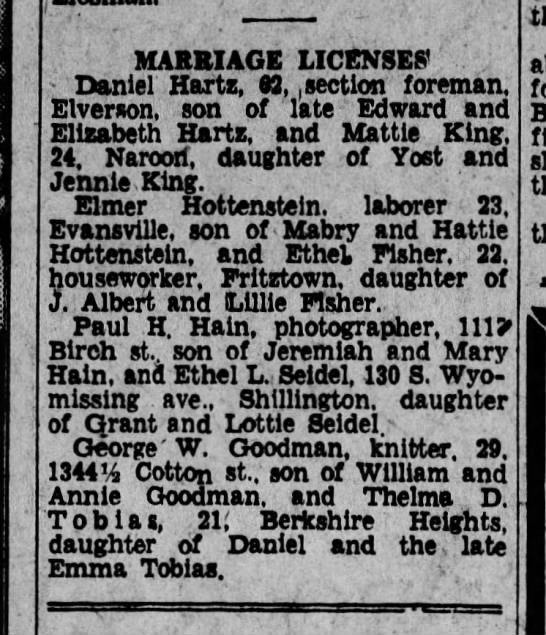 Reading Times 27 MAr 1931