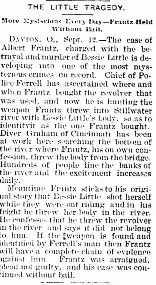12 September 1896, Salem Daily News