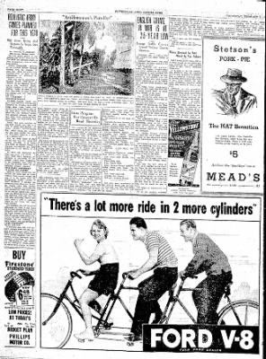 The Courier News from Blytheville, Arkansas on February 7, 1940 · Page 8