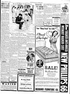 The Courier News from Blytheville, Arkansas on February 9, 1940 · Page 3