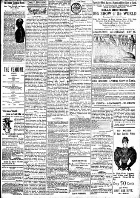 Logansport Pharos-Tribune from Logansport, Indiana on May 13, 1894 · Page 3