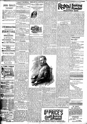 Logansport Pharos-Tribune from Logansport, Indiana on May 16, 1894 · Page 4