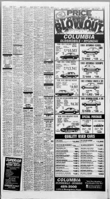The Cincinnati Enquirer from Cincinnati, Ohio on September 16, 1991 · Page 37