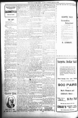 The Daily Deadwood Pioneer-Times from Deadwood, South Dakota on March 16, 1899 · Page 8