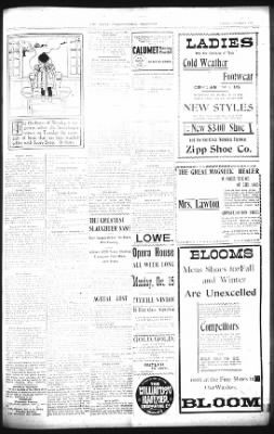 The Daily Deadwood Pioneer-Times from Deadwood, South Dakota on October 9, 1900 · Page 5