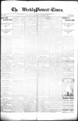 The Weekly Pioneer-Times from Deadwood, South Dakota on October 4, 1900 · Page 9