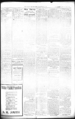 The Lead Daily Pioneer-Times from Lead, South Dakota on October 9, 1900 · Page 7
