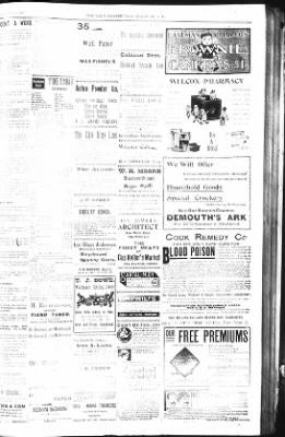 The Daily Deadwood Pioneer-Times from Deadwood, South Dakota on July 18, 1900 · Page 3