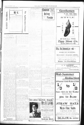 The Daily Deadwood Pioneer-Times from Deadwood, South Dakota on September 2, 1900 · Page 5