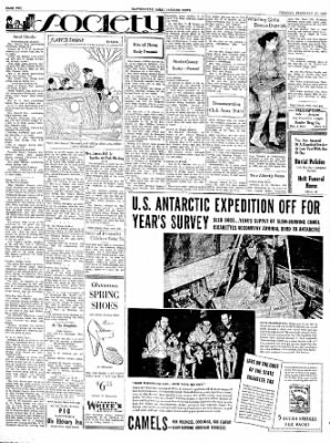 The Courier News from Blytheville, Arkansas on February 27, 1940 · Page 2