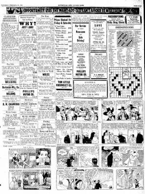 The Courier News from Blytheville, Arkansas on February 29, 1940 · Page 9