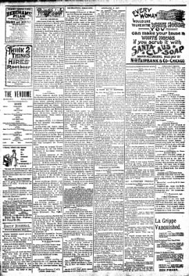Logansport Pharos-Tribune from Logansport, Indiana on May 29, 1894 · Page 3
