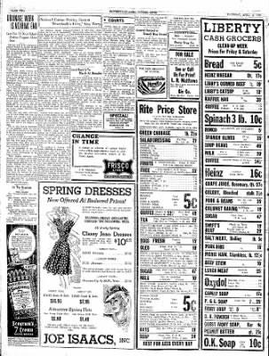 The Courier News from Blytheville, Arkansas on April 11, 1940 · Page 2