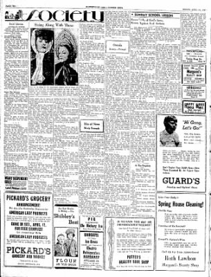 The Courier News from Blytheville, Arkansas on April 12, 1940 · Page 2
