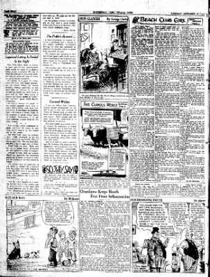 The Courier News from Blytheville, Arkansas on September 27, 1934 · Page 8