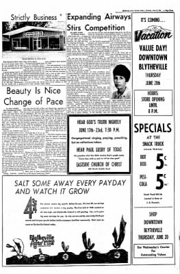 The Courier News from Blytheville, Arkansas on June 18, 1968 · Page 3