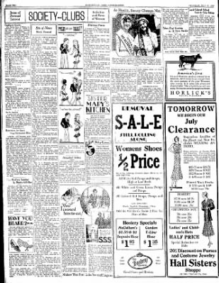 The Courier News from Blytheville, Arkansas on July 17, 1930 · Page 2