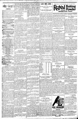Logansport Pharos-Tribune from Logansport, Indiana on September 22, 1896 · Page 4