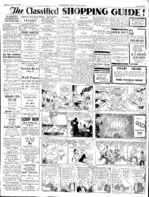 The Courier News from Blytheville, Arkansas on May 15, 1936 · Page 7