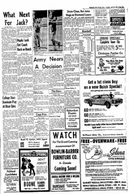 The Courier News from Blytheville, Arkansas on April 12, 1966 · Page 9