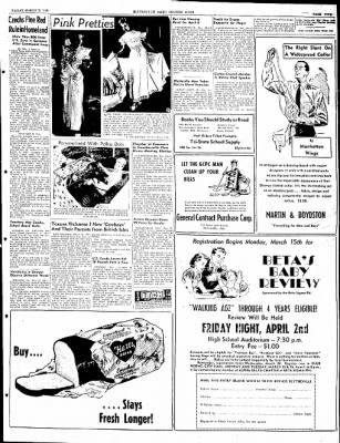 The Courier News from Blytheville, Arkansas on March 12, 1948 · Page 5
