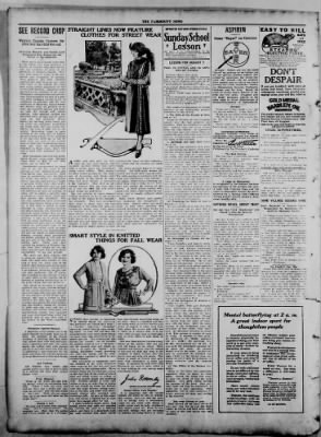 The Fairmount News from Fairmount, Indiana on August 4, 1921 · Page 6