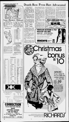 The Palm Beach Post from West Palm Beach, Florida on December 7, 1976 · Page 2