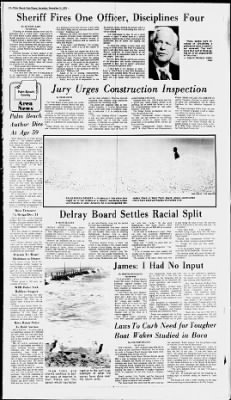 The Palm Beach Post from West Palm Beach, Florida on December 11, 1976 · Page 51