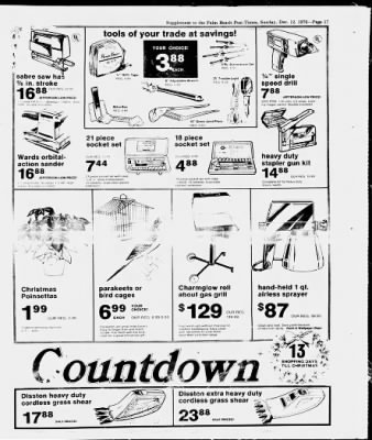 The Palm Beach Post from West Palm Beach, Florida on December 12, 1976 · Page 170