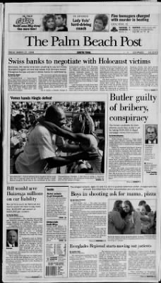 The Palm Beach Post from West Palm Beach, Florida on March 27, 1998 · Page 153