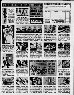 The Palm Beach Post from West Palm Beach, Florida on November 3, 1968 · Page 203