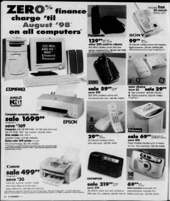 The Palm Beach Post from West Palm Beach, Florida on March 29, 1998 · Page 546