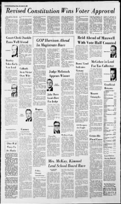 The Palm Beach Post from West Palm Beach, Florida on November 6, 1968 · Page 2