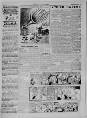 The Daily Clintonian from Clinton, Indiana on September 29, 1944 · Page 4