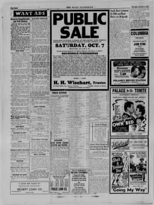 The Daily Clintonian from Clinton, Indiana on October 5, 1944 · Page 8