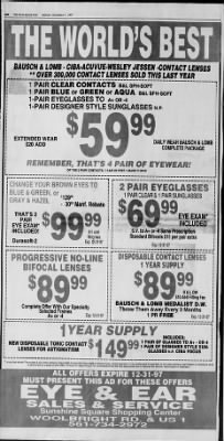 The Palm Beach Post from West Palm Beach, Florida on December 1, 1997 · Page 16