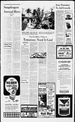 The Palm Beach Post from West Palm Beach, Florida on November 10, 1968 · Page 88