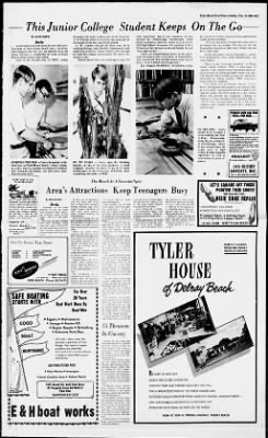 The Palm Beach Post from West Palm Beach, Florida on November 10, 1968 · Page 155