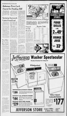 The Palm Beach Post from West Palm Beach, Florida on November 14, 1968 · Page 22