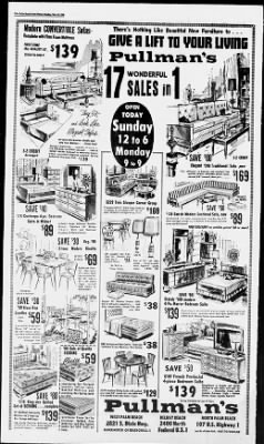 The Palm Beach Post from West Palm Beach, Florida on November 24, 1968 · Page 22