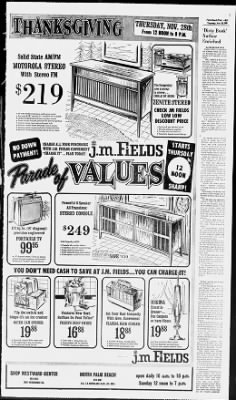 The Palm Beach Post from West Palm Beach, Florida on November 28, 1968 · Page 25