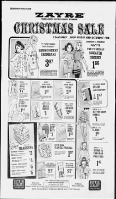 The Palm Beach Post from West Palm Beach, Florida on November 28, 1968 · Page 30