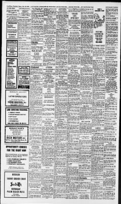 The Palm Beach Post from West Palm Beach, Florida on November 28, 1968 · Page 64