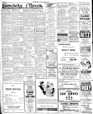 The Courier News from Blytheville, Arkansas on April 27, 1946 · Page 2