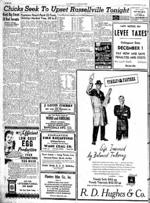 The Courier News from Blytheville, Arkansas on November 23, 1944 · Page 6