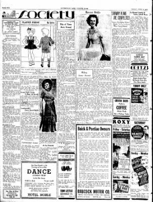 The Courier News from Blytheville, Arkansas on April 8, 1938 · Page 2